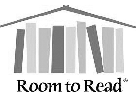 Proudly supporting Room to Read